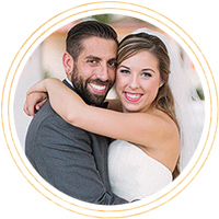 MICHELLE-MARC-WEDDING-circle-frame