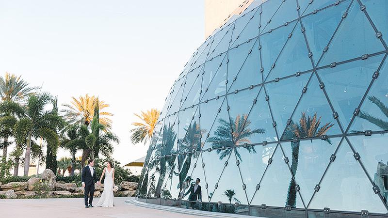 DALI MUSEUM WEDDING PHOTOGRAPHER 34