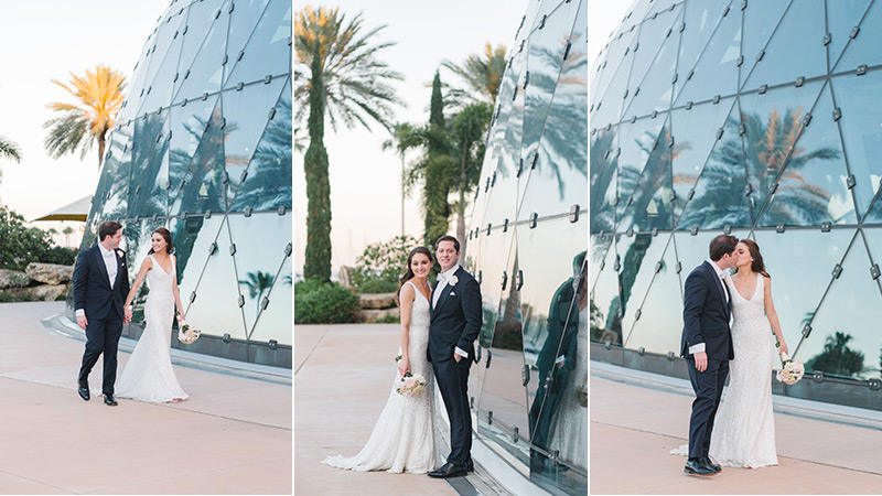 DALI MUSEUM WEDDING PHOTOGRAPHER 35